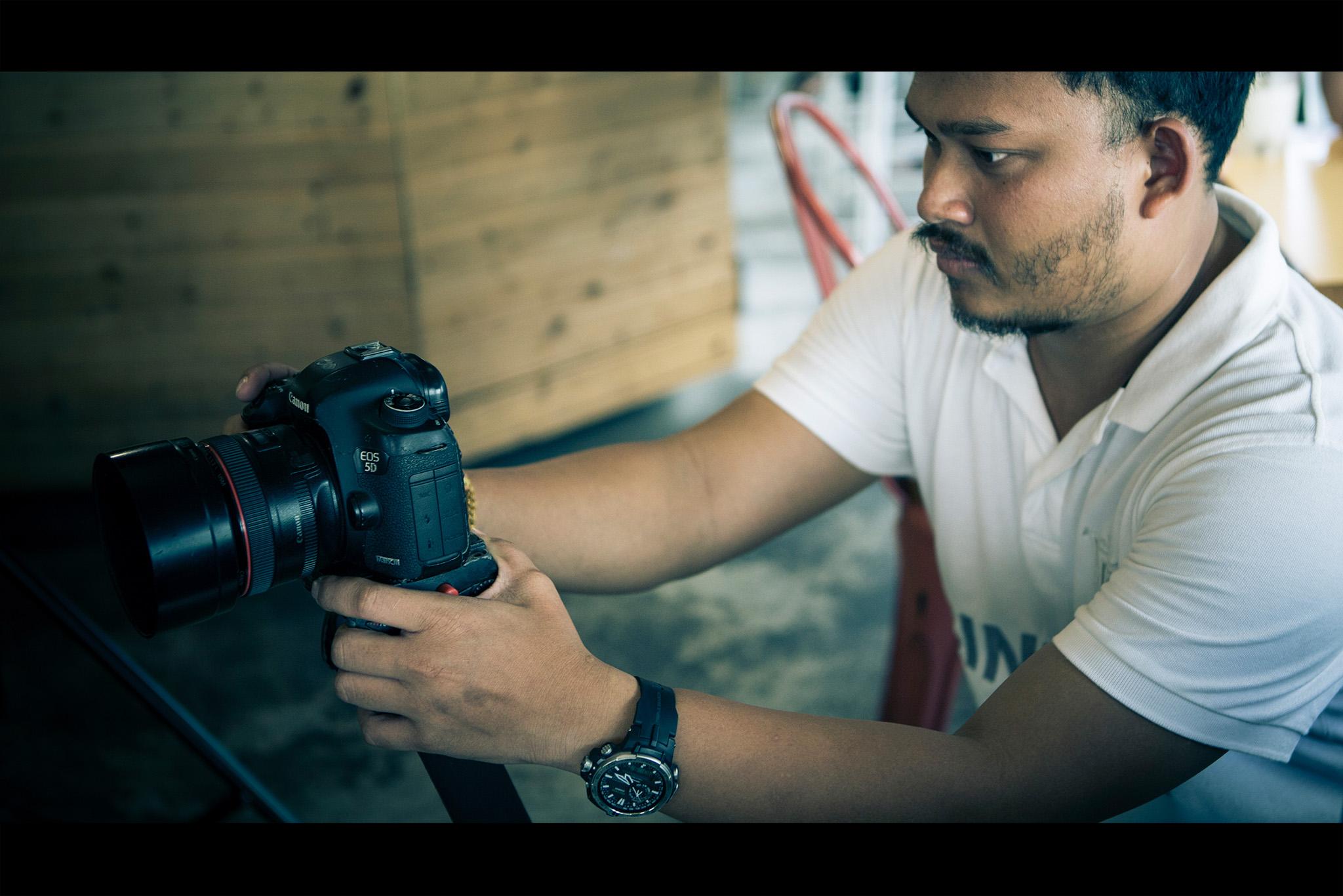 เบื้องหลังการถ่ายทำ Kultida Suriya พยาบาลวิชาชีพ หัวหน้าWard 7A โรงพยาบาลกรุงเทพภูเก็ต