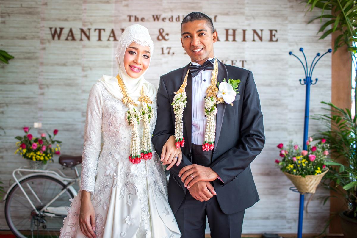 Wantana & Shahine Wedding